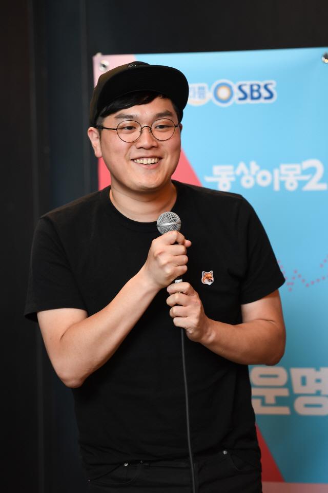 김동욱 PD. 사진제공=SBS
