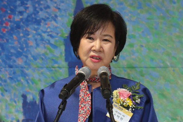 무소속 손혜원 의원. /연합뉴스
