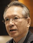 김형오 전 국회의장
