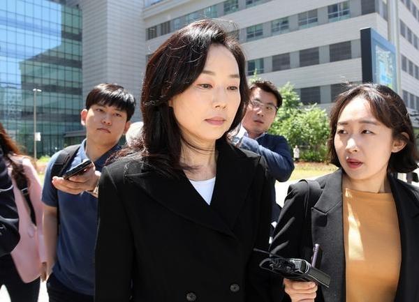 조윤선 전 청와대 정무수석. /연합뉴스