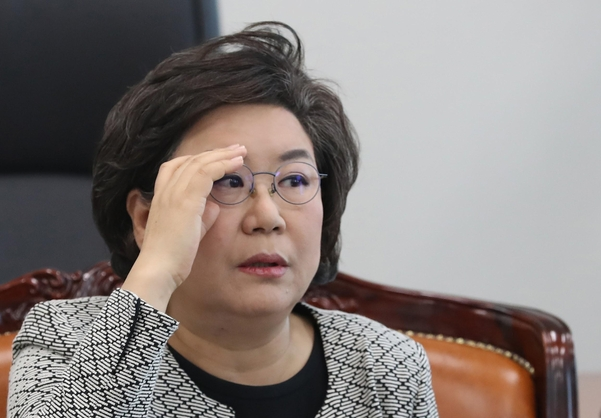 이혜훈 국회 정보위원장./연합뉴스