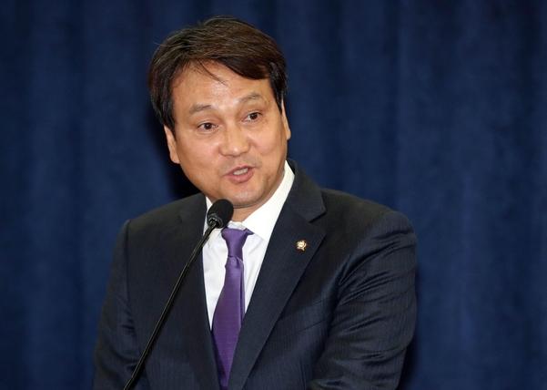 더불어민주당 안민석 의원/연합뉴스