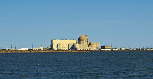 창원은 최근 정부 탈원전정책에 따라 260여 개의 중소협력업체들이 위기에 처해 있다. 사진은 미국 캔사스주에 있는 원자력발전소.