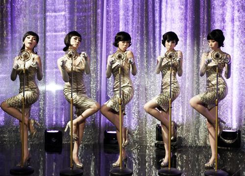 2009년부터 미국 팝 시장을 개척하기 시작한 원더걸스.