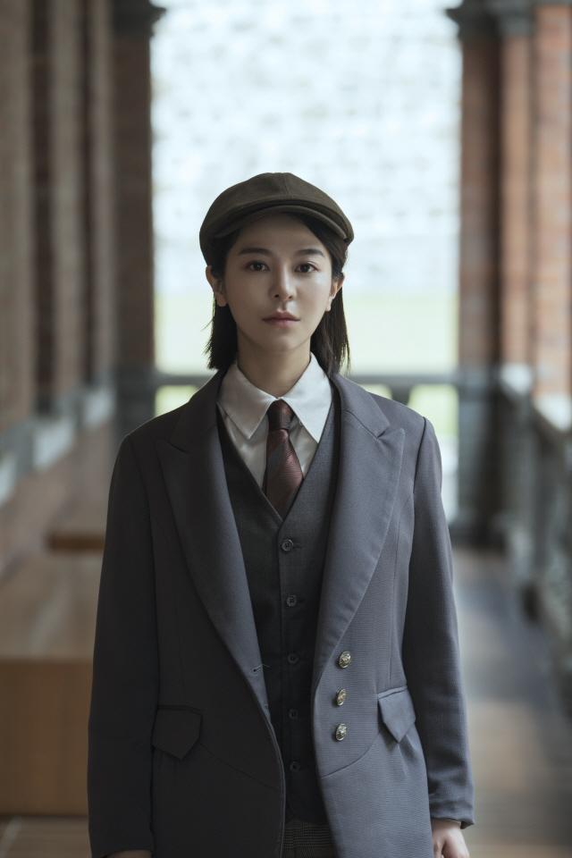 ◇단발랑 강향란 역을 맡은 배우 김주연. 사진제공=정동극장