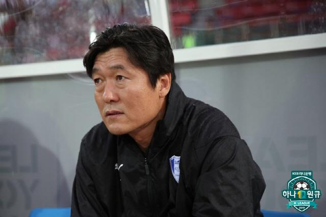 이임생 수원 삼성 감독. 사진제공=한국프로축구연맹