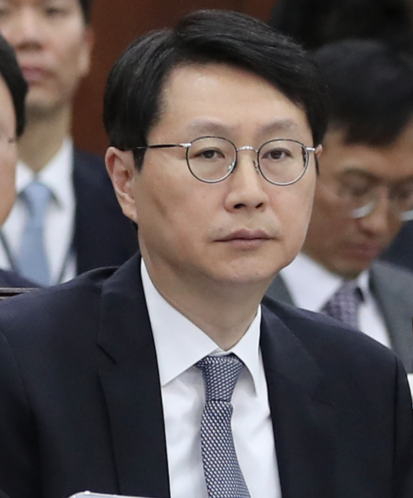 권익환 서울 남부지검장. /뉴시스