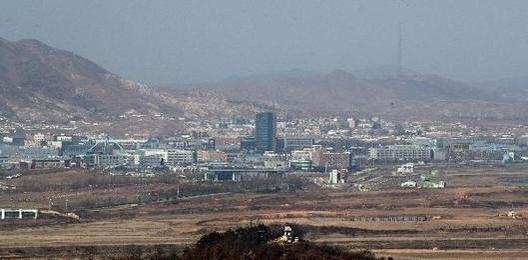 개성공단 전경./조선DB