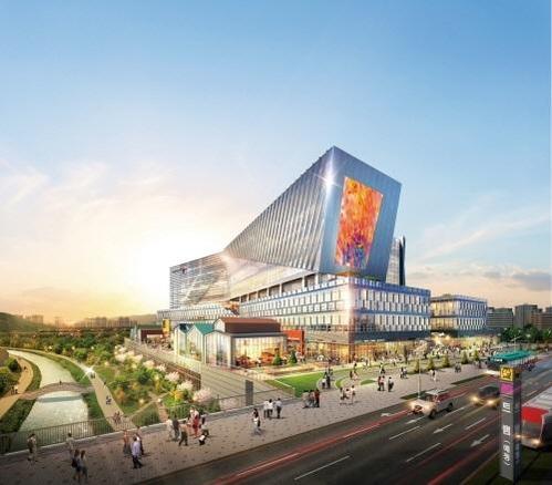 광역 교통망에 키 테넌트 시설 갖춘 '동탄역 그란비아 스타'