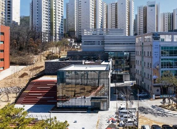 서울기록원 전경./ 서울기록원 제공
