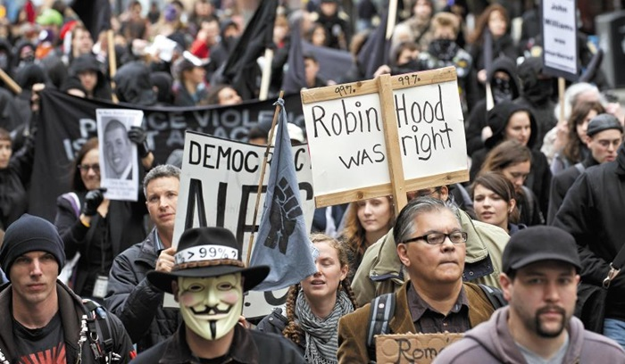 2011년 미국을 휩쓴 '월가를 점령하라(Occupy Wall Street)' 시위 이후 '부(富)의 불평등'은 자본주의의 병폐를 상징하는 대명사가 됐다.