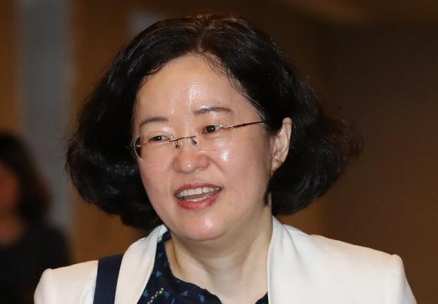 조성욱 신임 공정거래위원회 후보자. /연합뉴스