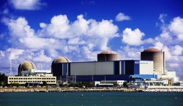 고리 원자력발전소 전경. /한국수력원자력 제공