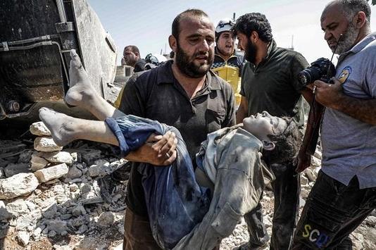 시리아 북서부 정부군-반군 다시 격전…60명 이상 숨져