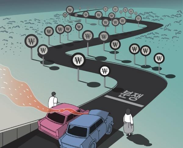 입법조사처 '블랙박스 장착차량에 車보험 할인 혜택 늘려야'
