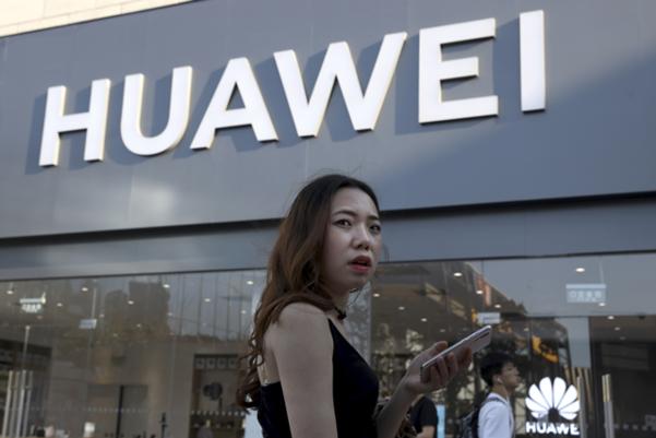 타이베이를 '대만'으로 표기해 중국에서 '불매운동' 봉변당한 화웨이