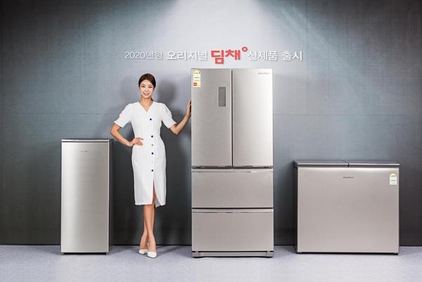 위니아딤채, 식재료 보관·빙온 숙성 기능 강화한 2020년형 딤채 출시