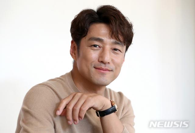 '60일, 지정생존자' 배우 지진희 인터뷰