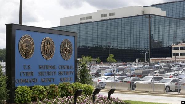 미국 메릴랜드 주 포트미드에 위치한 국가안보국(NSA) 본부./VOA