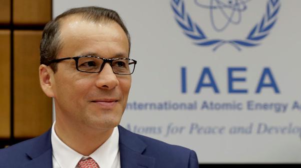 코르넬 페루타 국제원자력기구(IAEA) 사무총장 대행. /터키 예니 사파크(YeniSafak)