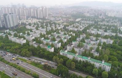 서울 서초구 반포주공1단지 전경/조선DB