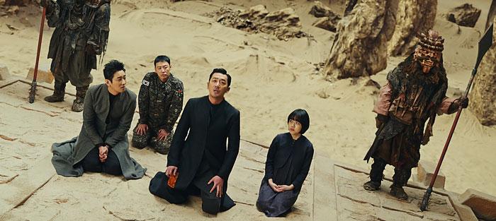 천만 영화 '신과 함께' 시리즈는 한국형 판타지 세계관을 표현하기 위해 영화 88%에 해당하는 장면에 특수 효과를 사용했고, 다양한 환경 효과를 적용한 4DX 버전을 선보여 극장에서 영화 보는 재미를 높였다.