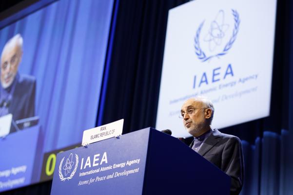 """IAEA """"北, 핵확산금지조약 복귀해야"""" 결의 채택"""