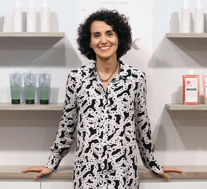 누리아 페레스 CEO는 '미스트는 피부가 흥건하게 젖을 정도로 뿌려야 효과가 있다'고 했다.