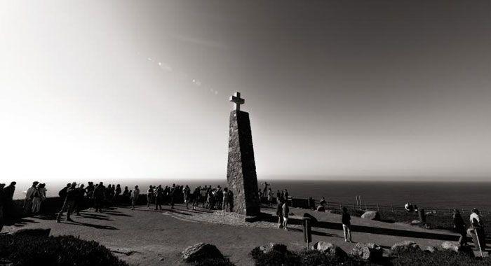 유럽의 서쪽 끝 호카곶.