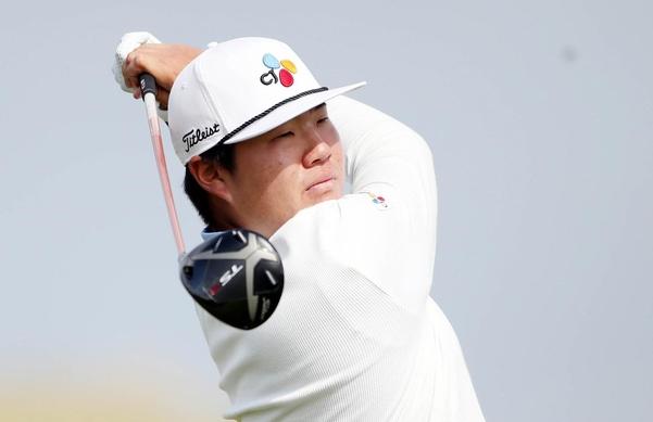 아시아 선수 최초로 PGA 투어 신인상을 차지한 임성재가 10일부터 나흘간 열리는 제네시스 챔피언십에 출전한다./KPGA민수용