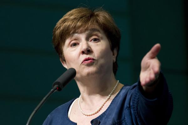 크리스탈리나 게오르기에바 IMF 총재/AP연합뉴스
