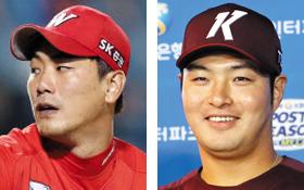 SK 김광현, 키움 박병호