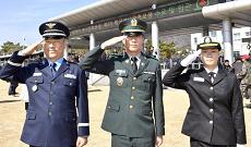 육·해·공군 우리는 군인가족!