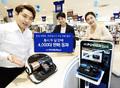 삼성 로봇청소기 '파워봇' 국내서 두달만에 4000대 팔려