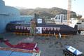 국산 리튬전지를 차세대 3000t급 잠수함 '장보고-3' 건조에 사용