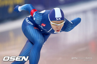 이상화, 월드컵 2차 대회 500m 7위... 고다이라 시즌 최고 기록