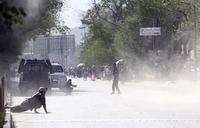 아프간서 IS 자폭테러…36명 숨지고 50여 명 부상