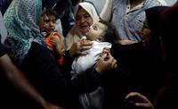 8개월 팔레스타인 아기, 이스라엘군 최루가스에 사망…59번째 희생자
