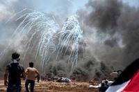 이스라엘군, 팔레스타인 무장단체 '하마스' 기지 또 공습