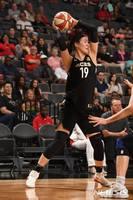 박지수, WNBA 데뷔전 15분 6점·3리바운드…팀은 대패