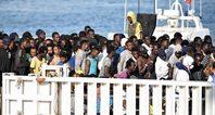 佛·伊 감정싸움, 獨총리·장관 不和… 난민 문제로 쪼개지는 유럽