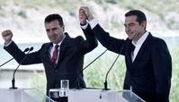 마케도니아, '북마케도니아'로 국명 변경…그리스와 27년 갈등 해결