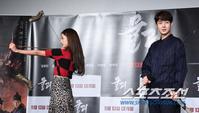 [포토] 이혜리 '첫 영화가 액션 사극'