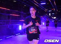 [사진]김설희,'남들보다 빠르게'