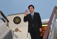 李총리, 베트남 주석 조문 위해 출국