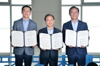 부-울-경 시도지사들,  '동남권 생상발전 결의'....취임 100일 맞아 토크콘서트도 열어