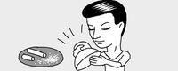 [리빙포인트] 색 바랜 금속 그릇 닦으려면