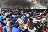기장 '철마 한우불고기 축제' 개막...15일까지 4일간 이어져.