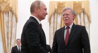 볼턴, 다음 주 푸틴 만난다…북핵 문제 등 논의할 듯