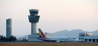 무안국제공항, 11년만에 연간 이용객 50만명 넘어